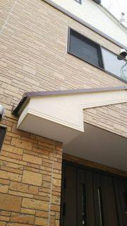外壁屋根塗装とベランダ防水