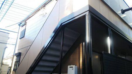 スレート屋根塗装 付帯塗装