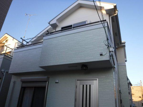 立川市T様 外壁屋根コーキング工事