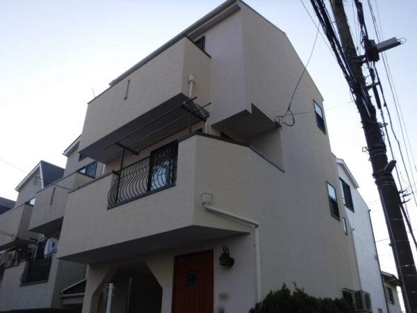 立川市 M様 外壁屋根塗装工事